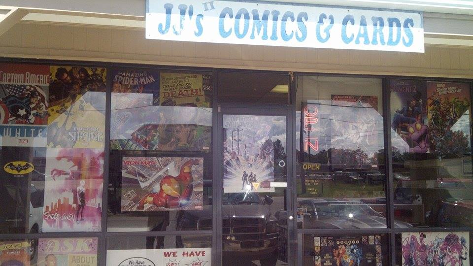 COMICS & CARDS INC. II