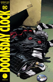 DC Entertainment's Doomsday Clock #2
