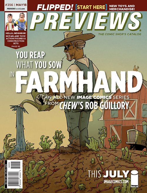 Back Cover -- Image Comics' Farmhand