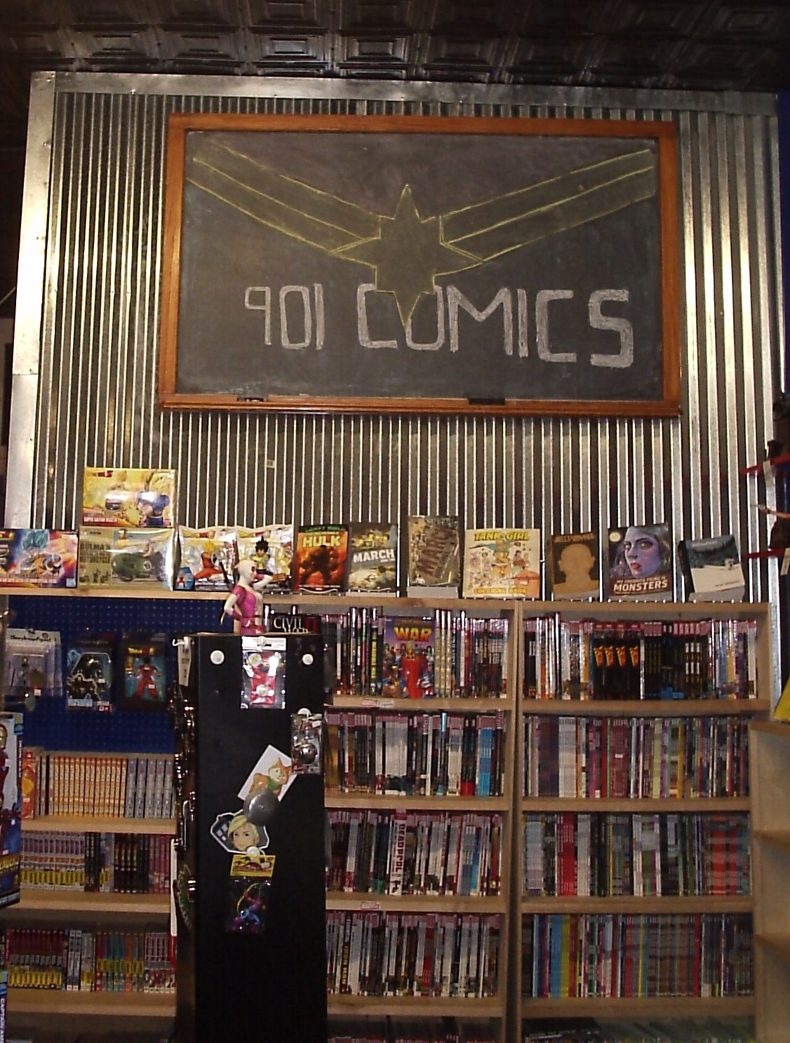 Comic Shop Spotlight: 901 Comics - Comic Shop Locator